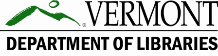 Vermont State Library Logo